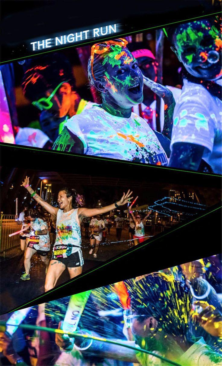 Neon Fluorescent UV Body Paint – Cool Shop