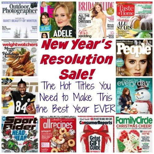The last BIG sale of the year from Discount Mags is here! Check out some of your favorite titles for as low as $4.50/year! ESPN, People, Rachael Ray, and so much more!  Click the link below to get all of the details ► http://www.thecouponingcouple.com/discount-mags-new-years-resolution-sale-titles-as-low-as-4-50/ #Coupons #Couponing #CouponCommunity  Visit us at http://www.thecouponingcouple.com for more great posts!