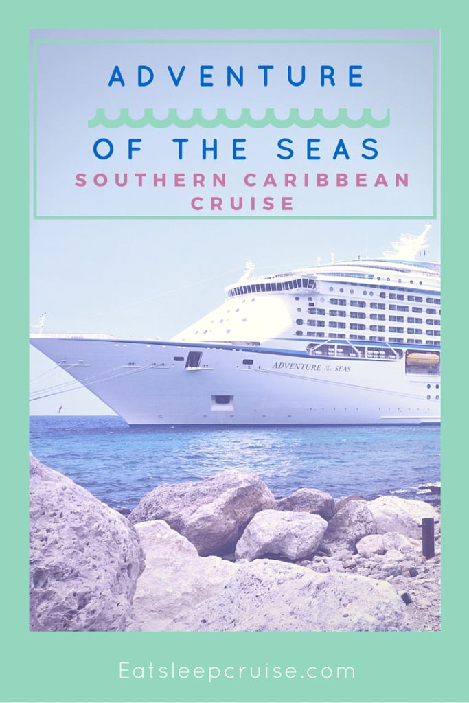 Adventure of the Seas review. Detailed photo review of our recent southern Caribbean cruise on this great ship!
