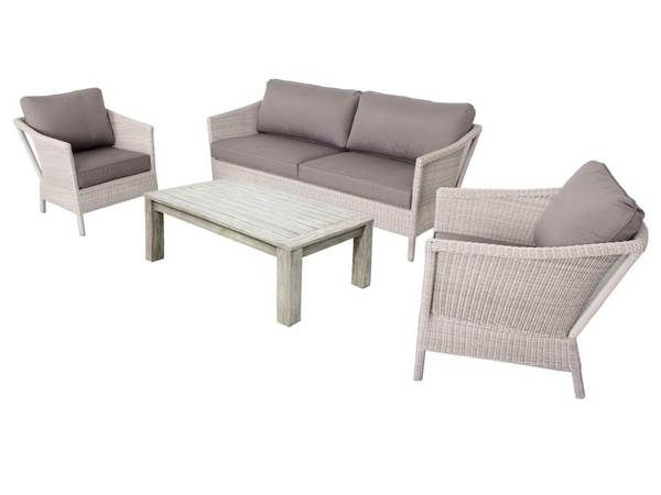 Premier 4 Seater Outdoor Lounge Set | Furniture Online