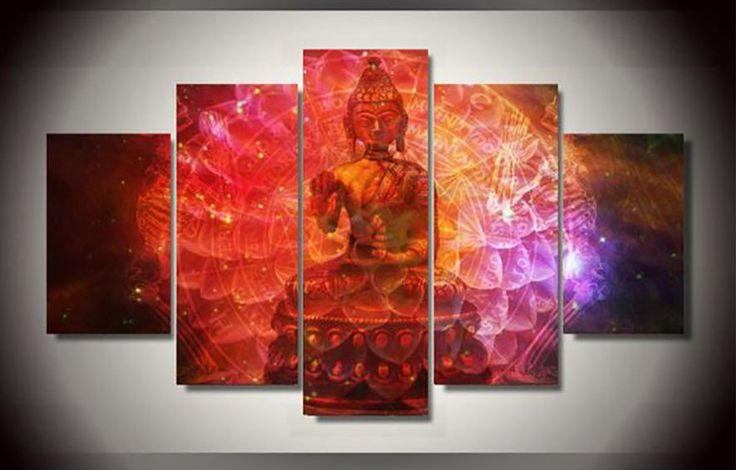 Canvas buddha wallpaper HD