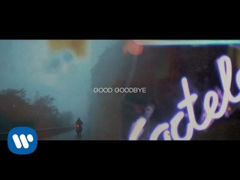 Good Goodbye (Official Lyric Video) - Linkin Park (feat. Pusha T and Sto...