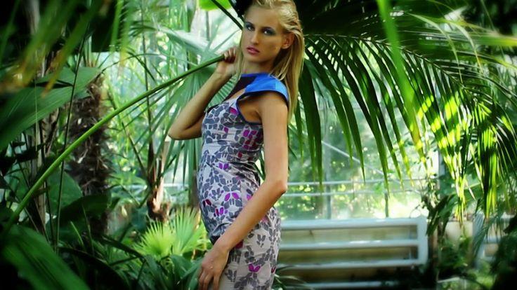 MALAKIT SS/2013 session  Models: Daria Blanariu, Liana Coman Designer/Outfits: Renata Rakossy Photo/Creative/Edit: Laura Balc Light: natural Location: Botanical Garden, Cluj-Napoca, Transylvania