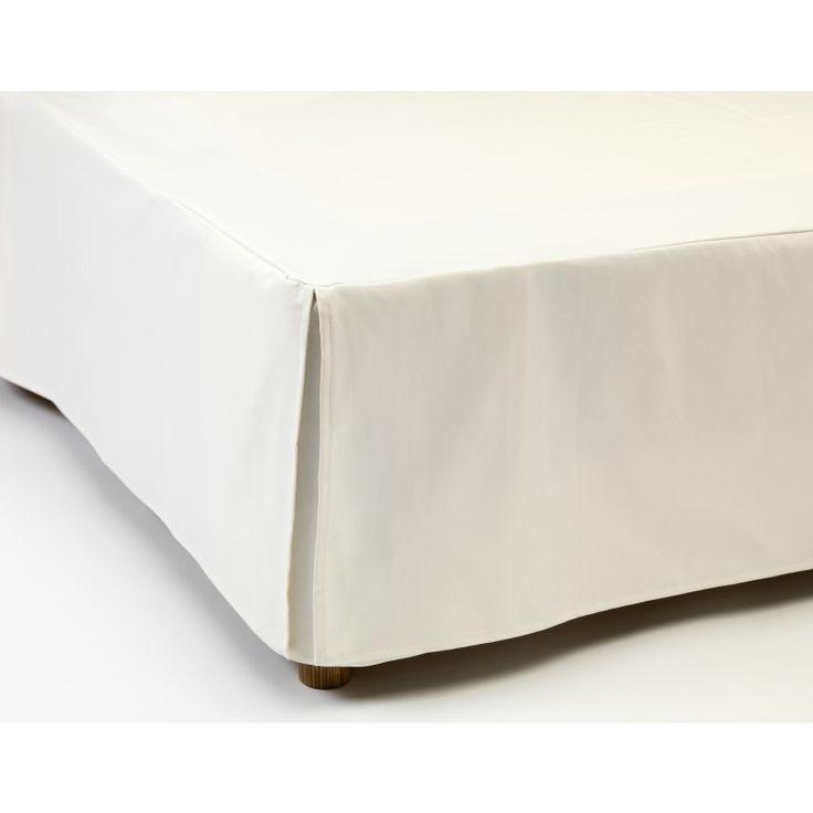 Mille Notti Napoli Offwhite Sängkappa - Sängkappor - Sängkläder