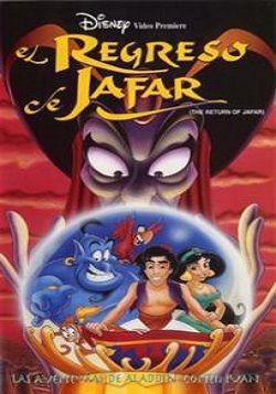 Ver película Aladdin 2 El regreso de Jafar online latino 1994 gratis VK completa…
