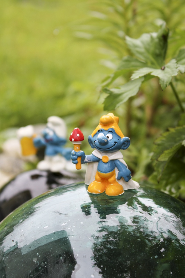 My favorite Smurf! Long live the king