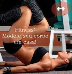 Modele seu corpo em casa