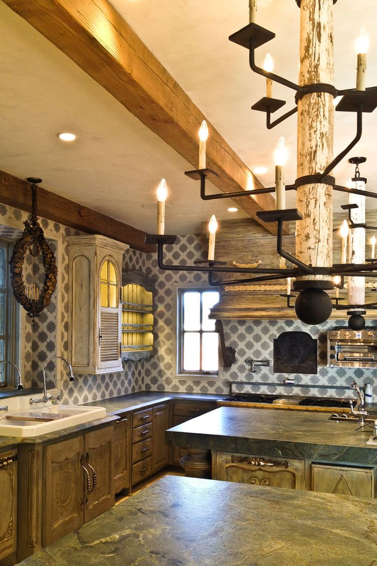 Arabesque Kitchen