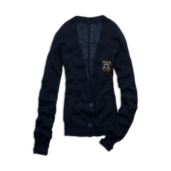 Ravenclaw cardigan... one sweater to rule them all