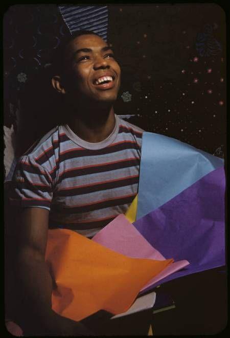 Alvin Ailey, photograph by Carl Van Vechten