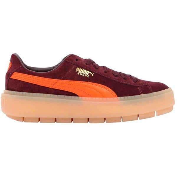 Platform Select Block Puma Suede Sneakers 175 Trace Women Zaqnxn1XH