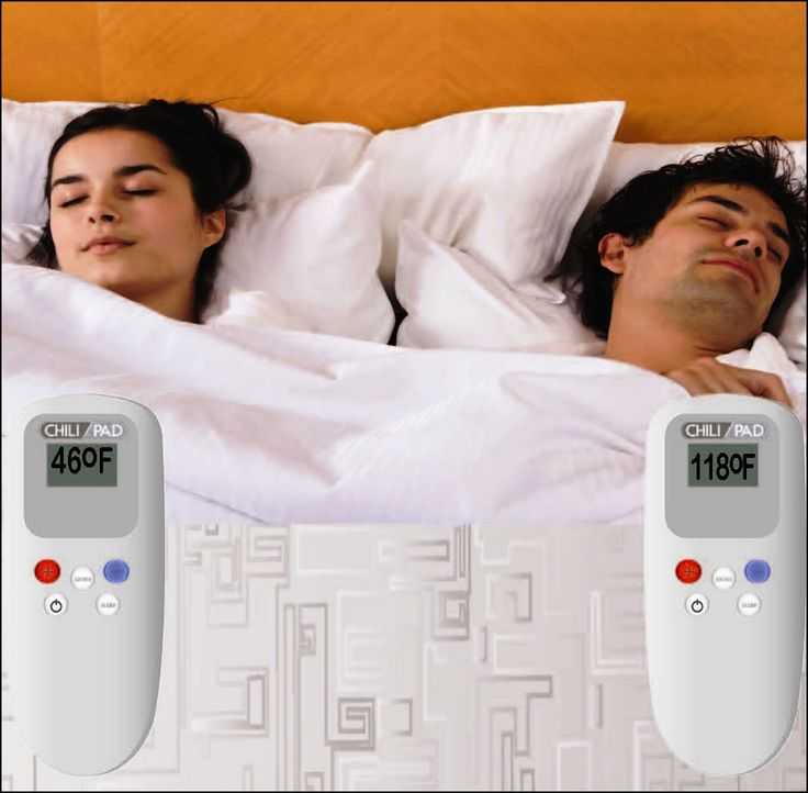 Mattress with Heating and Cooling