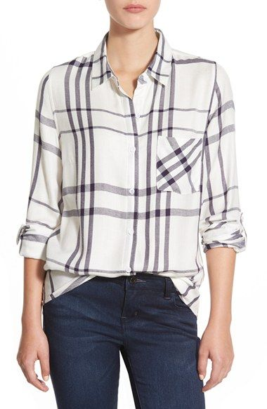 Thread & Supply 'Malibu Pier' Plaid Shirt available at #Nordstrom