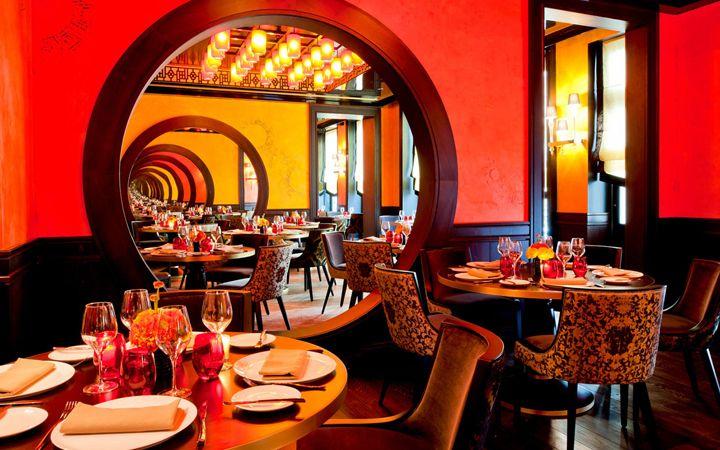 Buddha Bar Hotel Paris . France