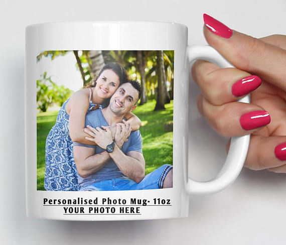 Custom Photo Mug Photo Mug Mother's Day Gift  You can design your own custom mug, put any full-color image or add any text or custom name to this personalized mug. This Custom Photo Mug is a perfect gift for your Mom, Dad, wife, husband, girlfriend, boyfriend etc