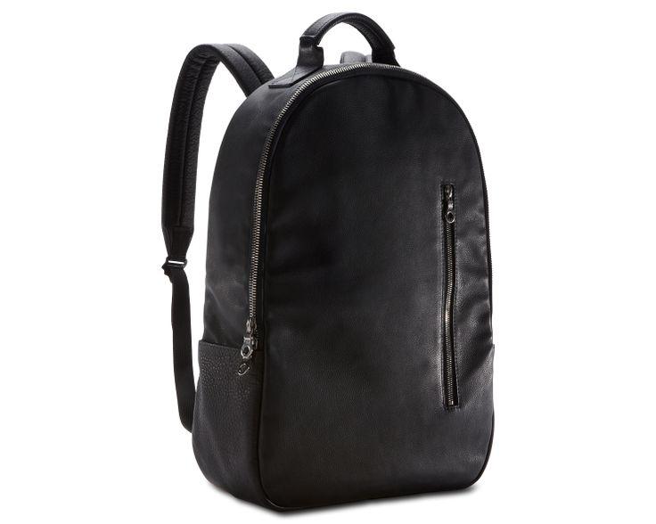 KILLSPENCER Black Leather: Special Ops Backpack 2.0