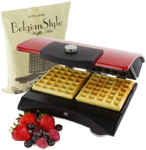 Andrew James waffle maker