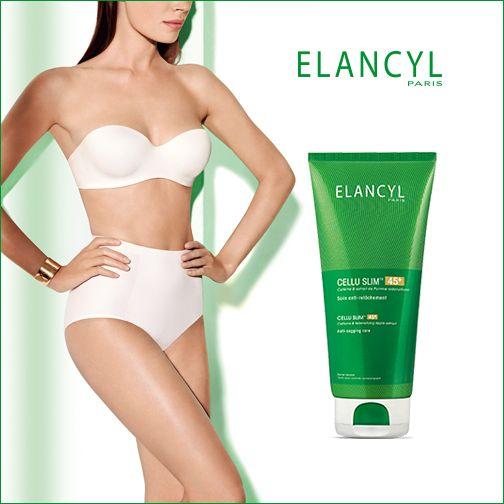 Φέτος η Elancyl κάνει ένα βήμα παραπάνω αποδεικνύοντας  πως η ηλικία είναι απλά ένας αριθμός… και στο όμορφο σώμα:  Cellu Slim 45+ Φροντίδα κατά της χαλάρωσης & αναδιαμόρφωση του σώματος! Ανακάλυψέ το εδώ: http://www.i-cure.gr/Product/4955/Page/312/el/