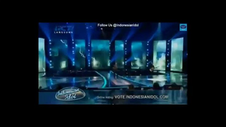 Gio I'll be there for you Indonesia Idol 28 Maret 2014