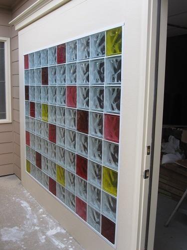 17 Best Ideas About Glass Blocks Wall On Pinterest Glass