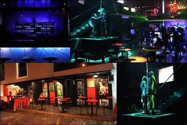 Fame Station (Night Club) #Bandung, West Java