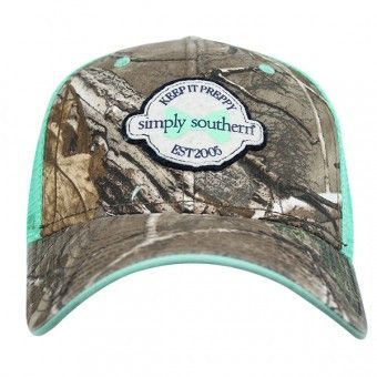 Simply Southern has the hats that will have all Southern girls talking. Rather you are at the lake, beach, riding with the top down or at a ball game. These hats will accesorize your outfit.