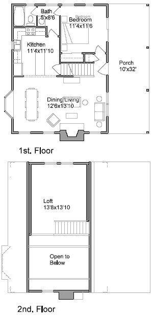 Pleasant 17 Best Ideas About Guest House Plans On Pinterest Small Cottage Largest Home Design Picture Inspirations Pitcheantrous