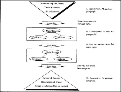 essay plan and structure