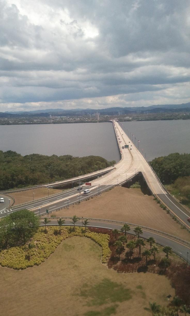 Carretera en Puerto Rico