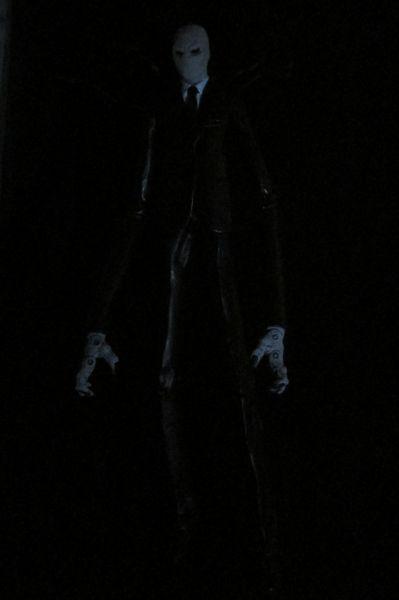 The Slender Man (Creatures) Custom Action Figure