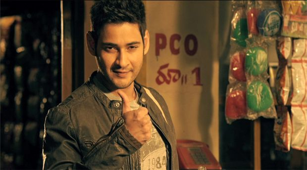 Mahesh Babu @ New Thums Up Ad making