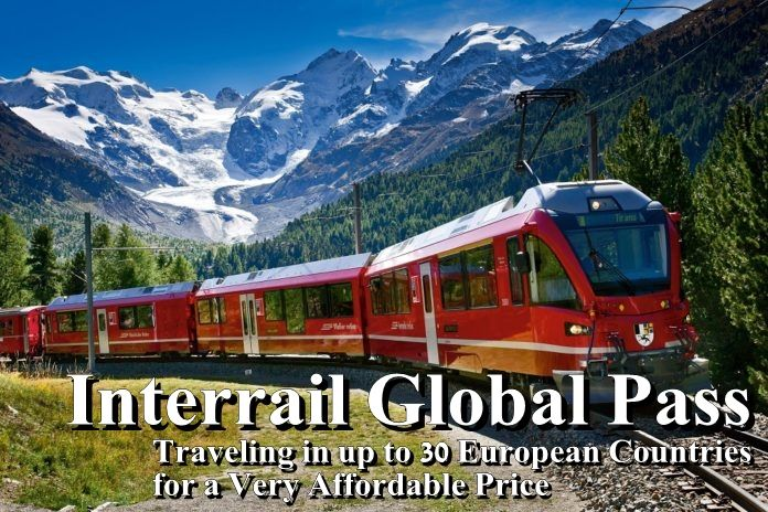 Interrail Global Pass: ENJOY Traveling in up to 30 European Countries for a Very Affordable Price    #follow #travel #tourism #amazing #love #megatraveltips #travelwriter #traveltips #wanderlust #ilovetravel #trip #traveltheworld #tourist #wanderer #travelphoto #travels #arountheworld #worldcaptures #happy