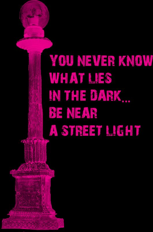 Street Light (Pure Magenta) 2014 Collection  -  © stampfactor.com