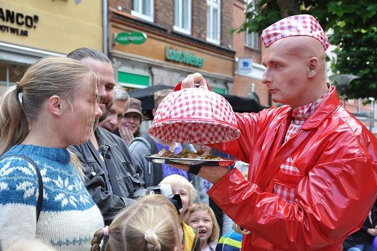 Danish Clown & Street Performer Festival i Fredericia.