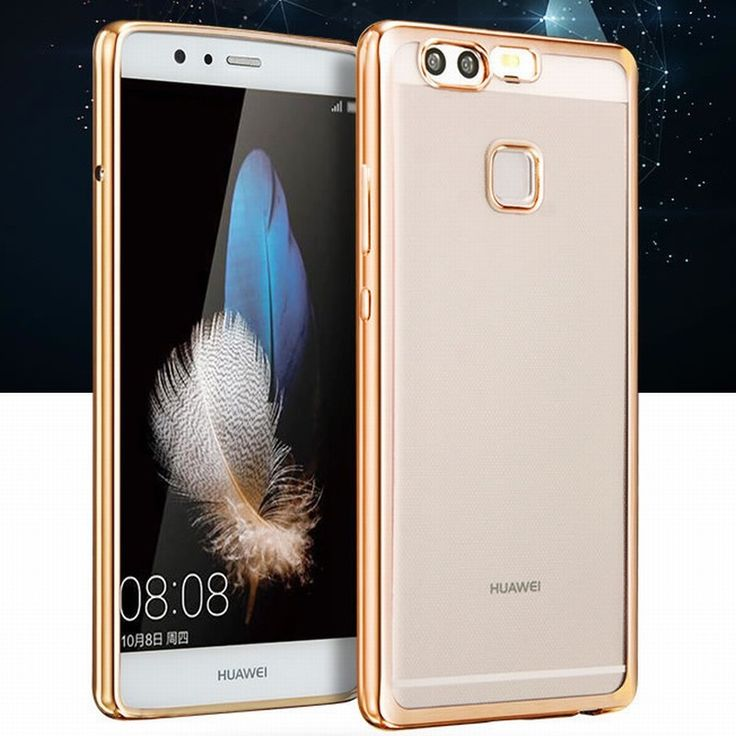 Find More Phone Bags & Cases Information about Huawei P9 Case Royal Luxury Clear Gold Plating Electroplate Soft Silicone Cover for Huawei P9 Protective Phone Bags Fundas Coque,High Quality Phone Bags & Cases from Geek on Aliexpress.com