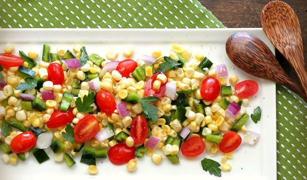 Летние салаты: топ 7 рецептов
