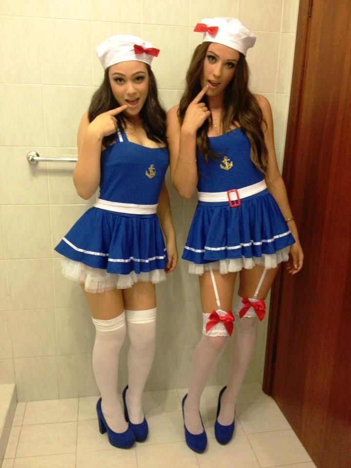 20 best friend halloween costumes that are totally adorable - Best Friends Halloween Ideas