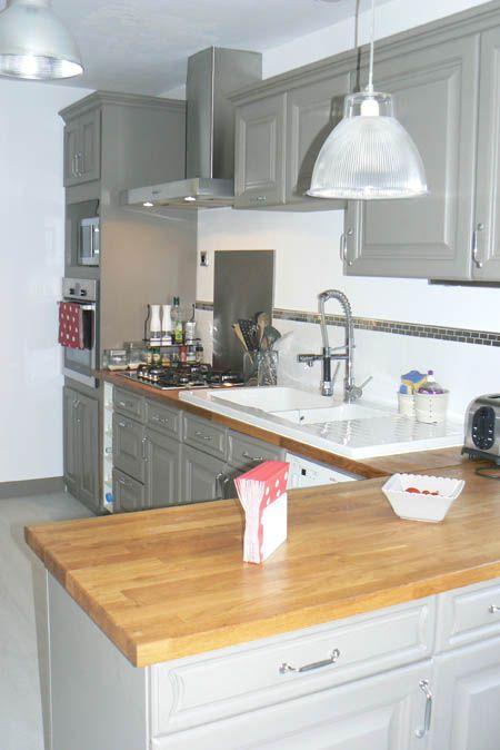 cuisine ann es 80 id e de r novation design de maison. Black Bedroom Furniture Sets. Home Design Ideas
