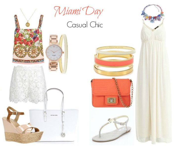 Kendra's Miami Fashion Challenge Look_Day casual chic #fashion #casual #chic #miami #summer #girls #outfits #day #look http://ellysafashion.wordpress.com/