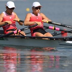 Rio 2016 Olympic Games - Team Poland during Women's Double Sculls Semifinals