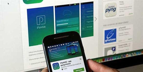 Paga tu parquímetro desde tu smartphone con iParkME