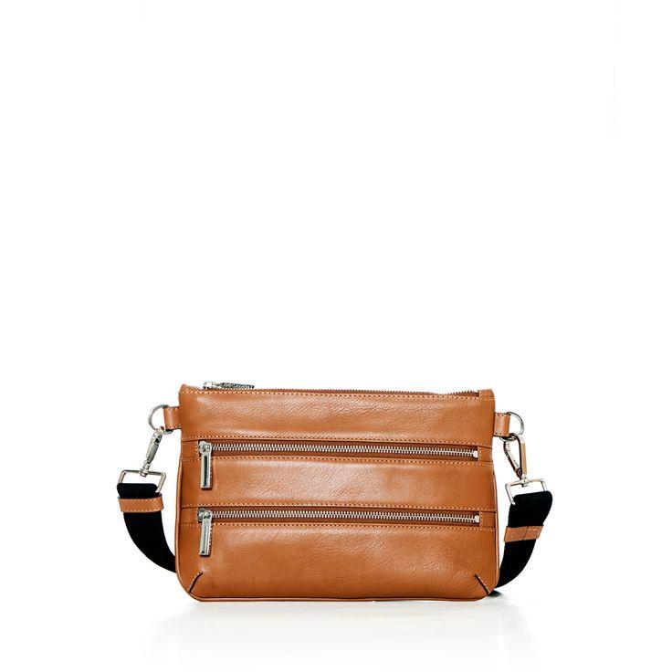 285 Belt bag in Cognac: http://decadentcopenhagen.com/shop/decadent-285-belt-511p.html
