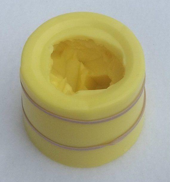 3d Quartz Crystal Soap Candle Mold Etsy Crystal Soap Candle Molds Soap Making Recipes