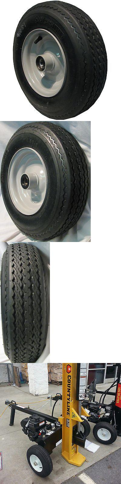 Log Splitters 39019: 1) 4.80-8 4.80X8 480X8 480-8 Oe Log Splitter Tire Rim Wheel Some Huskee Airens -> BUY IT NOW ONLY: $78.95 on eBay!