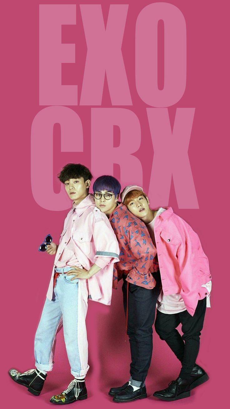 Wallpaper EXO CBX #Ka-CHING @Exolusa