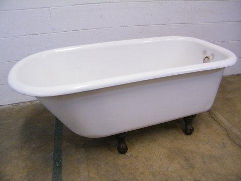 Cast Iron Wash Tub : ... Tubs and Sinks on Pinterest Clawfoot tubs, Wash tubs and Bathtub