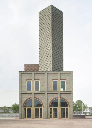 Monadnock, Tower Building, Limburg, 2015