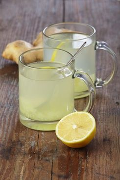 Raw Ginger, Lemon & Honey Tonic - This tonic is high in Vitamin C, antibacterial and alkalising, as well as being warming, promoting better digestion, anti-inflammatory, great for nausea, lowers cholesterol, possess strong anti cancer properties. TO SOOTHE A SORE THROAT SERVE WITH HOT WATER.