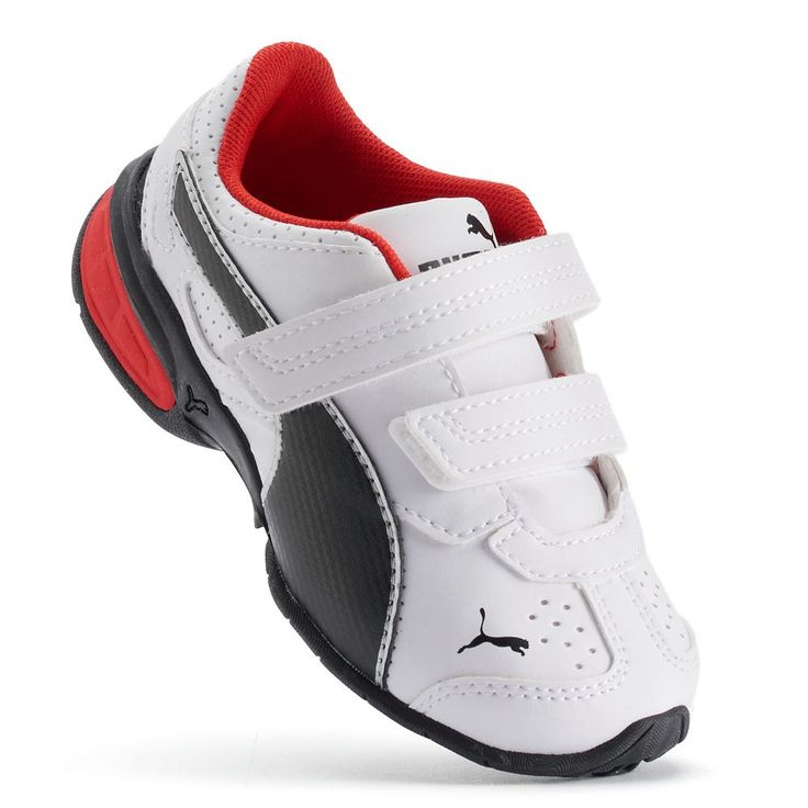 PUMA Tazon 6 SL Toddler Boys' Running Shoes, Size: 9 T Wide, White