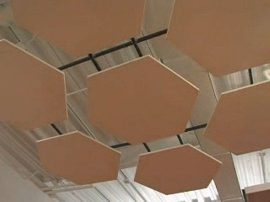 25 Best Baffles Clouds And Hanging Acoustic Treatments